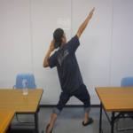 9回裏の攻撃、バッター太田!