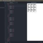 [HTML]簡単!HTMLで表(テーブル)を作る方法